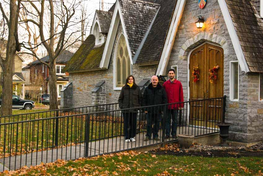 Concierto en Ottawa, 13/11/2009