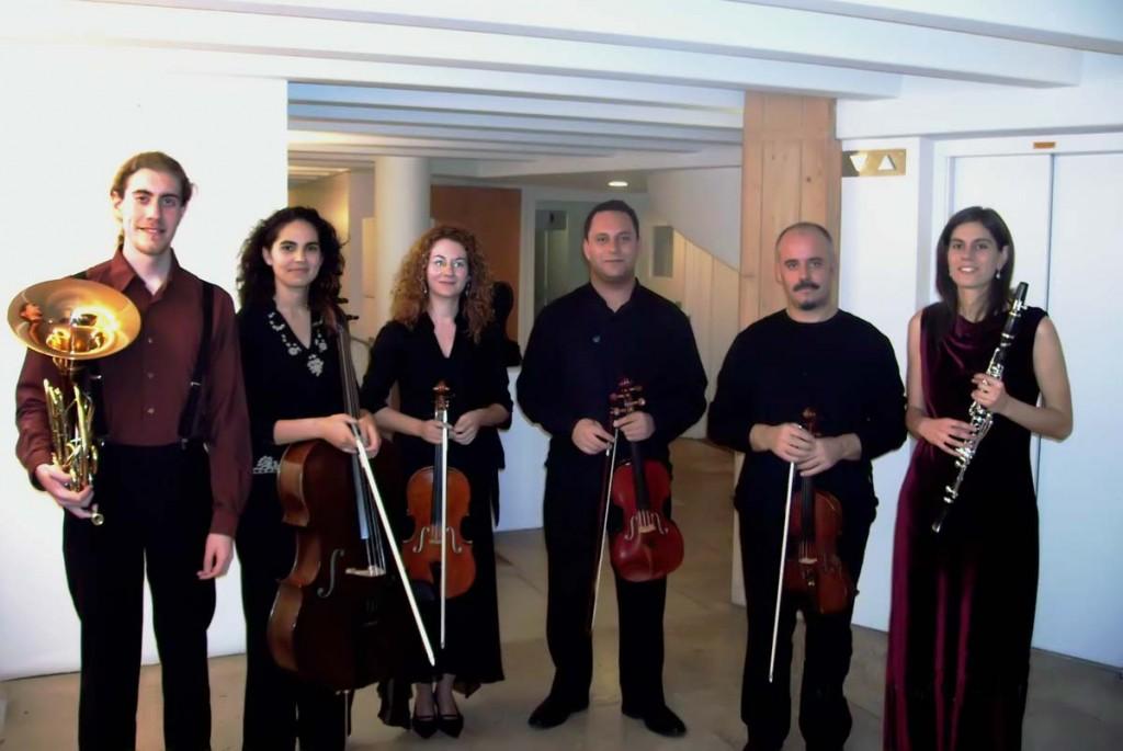 Ensemble Contrastes, Casa de las Conchas, 18/11/2006