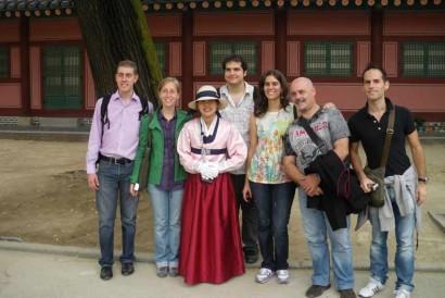 Ensemble Contrastes. Corea del Sur, octubre de 2009