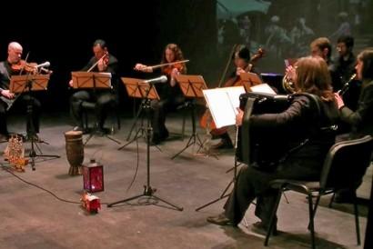 Ensemble Contrastes, 'Cuaderno de viaje', en el Teatro Liceo, 10/03/2010