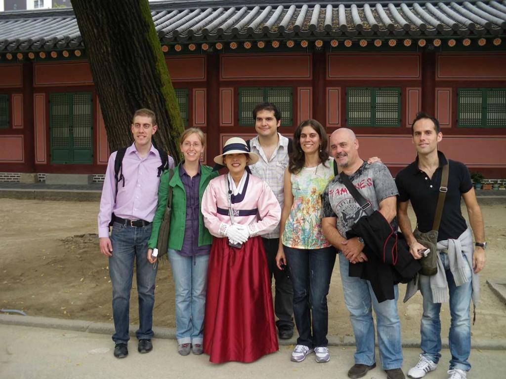 Ensemble Contrastes en Seúl, 13/10/2009