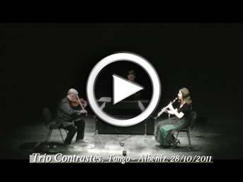 Vídeo - Tango de Albéniz